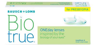 soczewki Biotrue ONEday for Presbyopia
